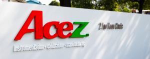 Acez Instruments Sign